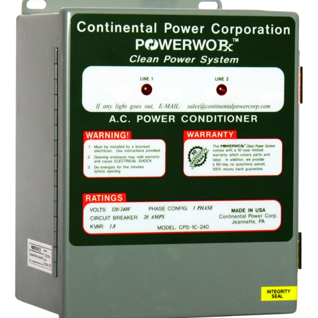 Powerworx CPS Single Phase 400 Amp Unit