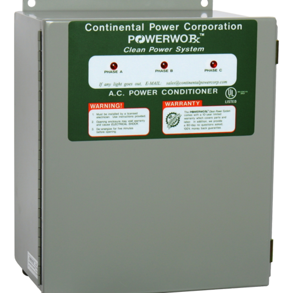 Powerworx CPS 3-Phase